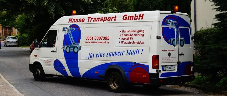 Kanal-TV Fahrzeug