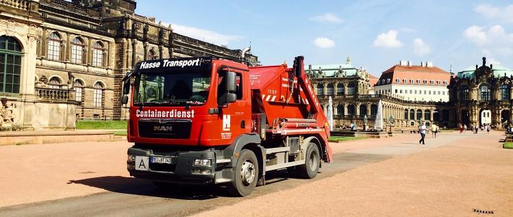 Containerdienst & Entsorgung